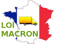 Закон Macron - Представителство във Франция